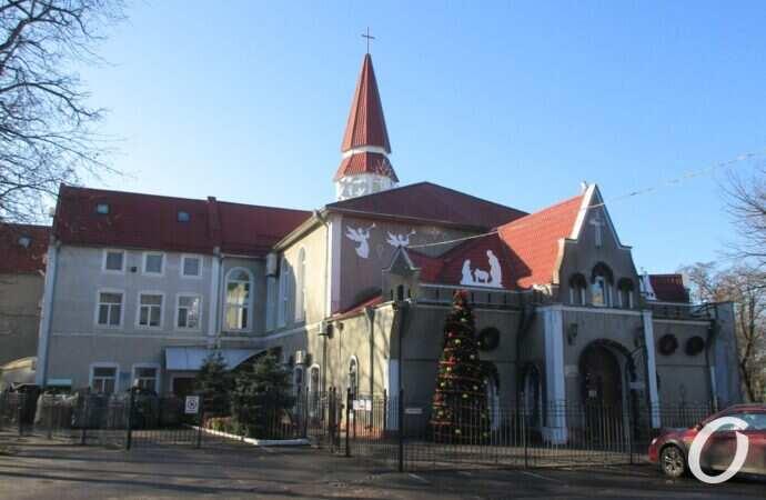 Одесская Резиденция добра: в традициях сердечности и милосердия (фото)