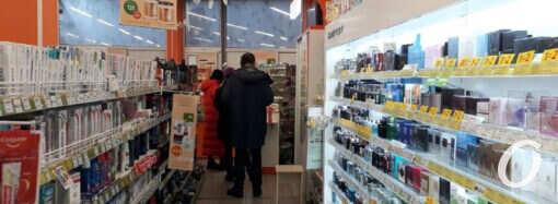 Локдаун в Одессе: как работают магазины и супермаркеты в первый день карантина (фото)