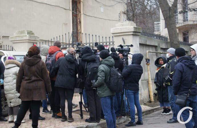 Что интересного произошло в Одессе 12 января: конфликт на Черноморской и новый кадр в мэрии