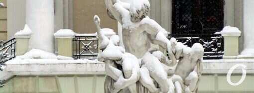 Одесский «Лаокоон» – копия античной скульптуры