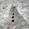 В Одессе стали появляться холодные изваяния (фото)