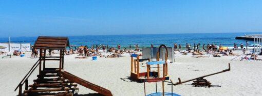 В Одессе для отдыхающих облагородят побережье