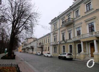 Дома одесского Приморского бульвара: день вчерашний, день сегодняшний (фото)