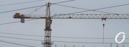 Что строится в Одессе на месте судоремонтного завода? (фото)