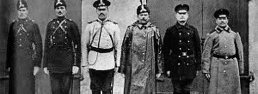 """106 лет назад одесская полиция накрыла """"фабрику паспортов"""""""