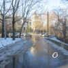 Оттепель по-одесски: солнце, лужи, уборка снега (фоторепортаж)