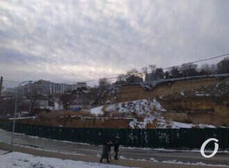 Стройплощадка «Аркадия» в Одессе: как выглядит «замороженная» стройка на Трассе здоровья? (фото)