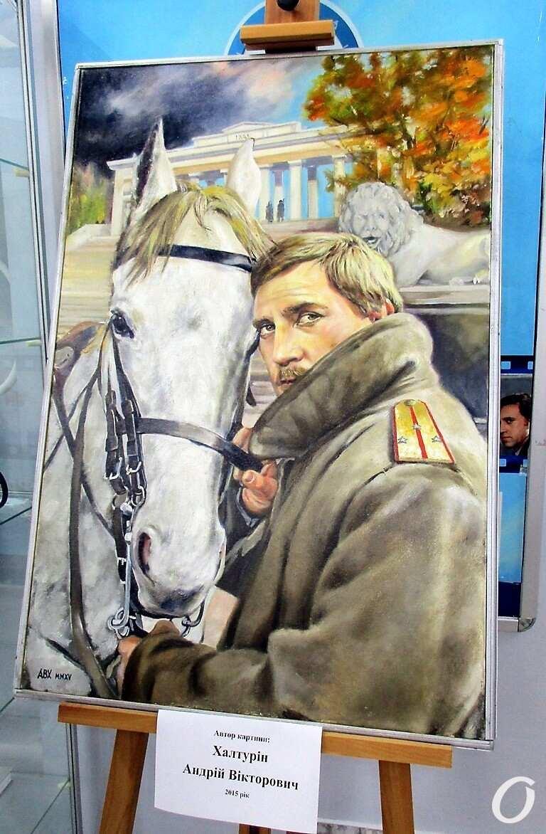 Высоцкий и Одесса, роль
