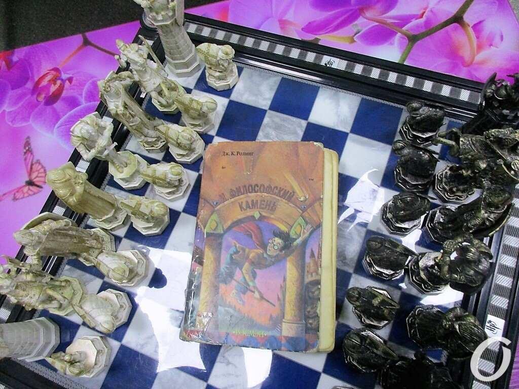 Музей №13, шахматы