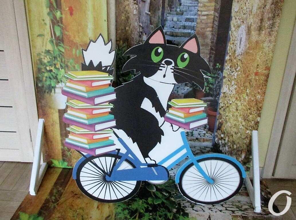 Музей №13, черный кот