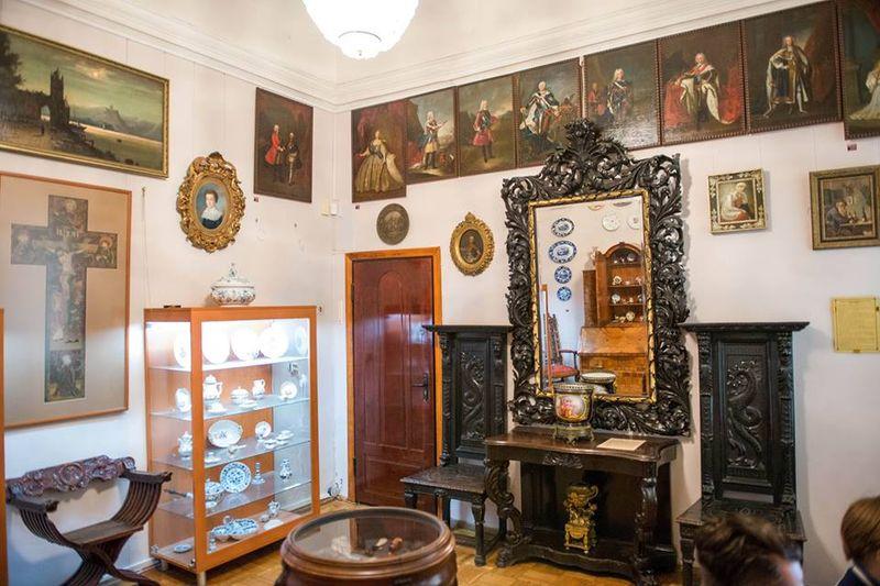музей блещунова одесса