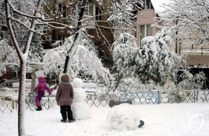 Отпустит ли Одессу непогода: прогноз на 29 января
