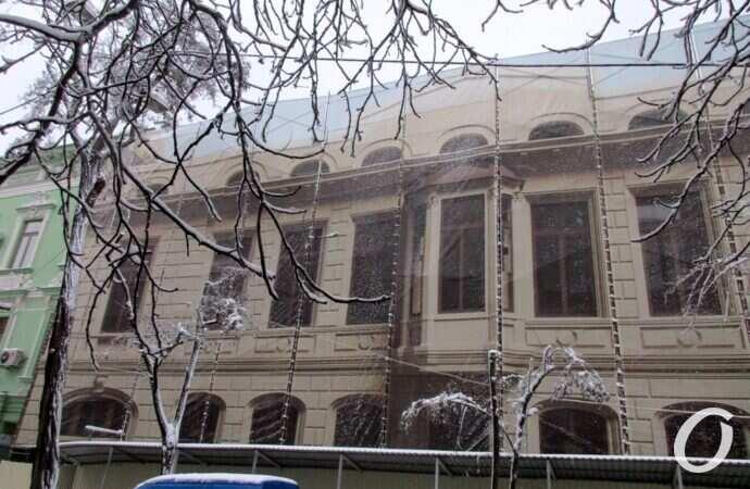 Одесский дом Гоголя обещают начать восстанавливать в апреле (фото)