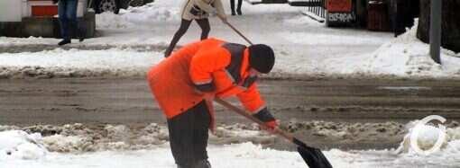 Штормовое предупреждение: на Одесскую область надвигается снегопад