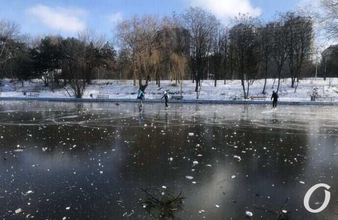 Погода в Одессе 18 января: синоптики прогнозируют мороз и гололедицу