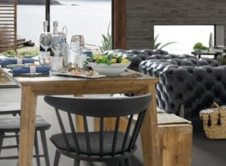 Главные критерии отбора столов и стульев для кухни
