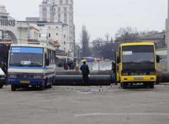 Как добраться до Привоза и вокзала: пригородные маршрутки уберут из центра Одессы?