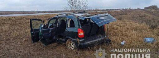 ДТП на трассе Одесса-Рени: погибла пожилая женщина, пострадали дети
