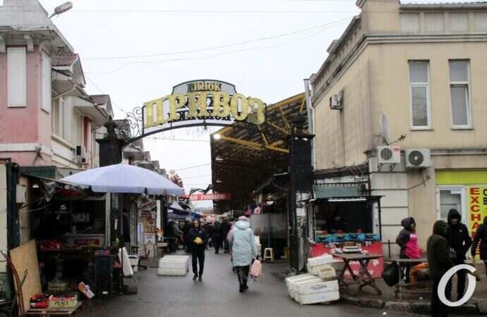 Привоз: как выглядит знаменитый одесский рынок накануне Рождества (фото)
