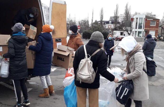 Одесситы собирают деньги на «Экомаршрут» (фото)