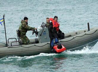 Американцы передали партию лодок для ВМС Украины