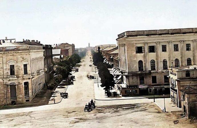 Незнакомая Одесса: Ришельевская без Оперного театра