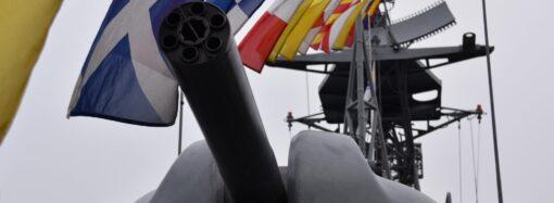В одесском Институте ВМС представили нового руководителя