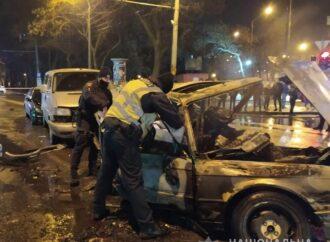 Массовое ДТП в Одессе: при столкновении пяти машин погибли два человека (фото)