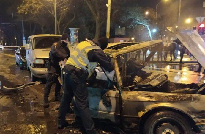 Жуткое ДТП на одесской Молдаванке: обнародовано новое видео момента аварии (видео)