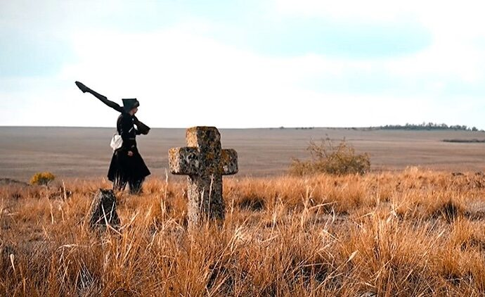 «Украинский Юг»: казаки-мазепинцы на Одесчине (видео)