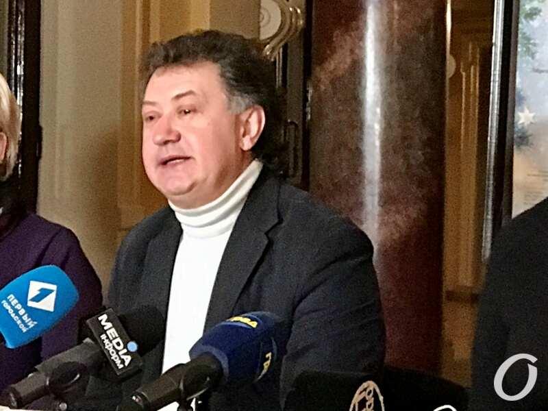 автор и музыкальный руководитель фестиваля Вячеслав Чернухо-Волич
