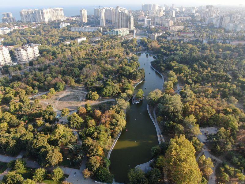 парк победы одесса