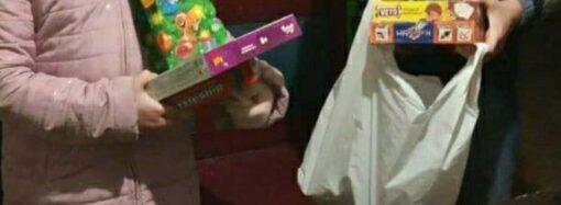 «Ёлочный» инцидент в Одессе: перед детьми, которых обидел приемщик, извинились