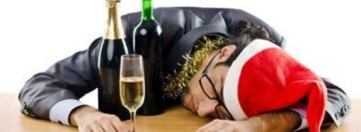 Как прийти в себя после новогоднего застолья?