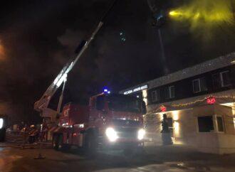 Пожар в одесском хостеле: владельцу здания объявили о подозрении