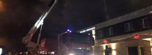 Пожар в одесской гостинице: появилась новая информация о погибших и пострадавших