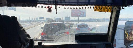 В Одессе снегоуборочные машины будут контролировать с помощью GPS