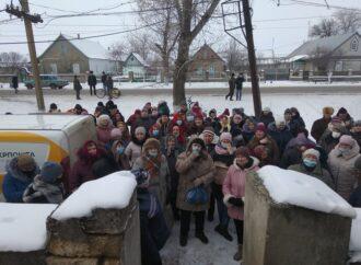 Жителей сел Одесской области лишают доступа к прессе – назревают протесты