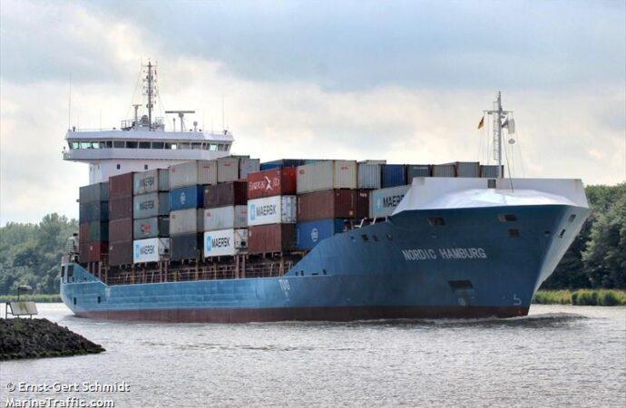 Украинский моряк пропал с судна в Северной Европе