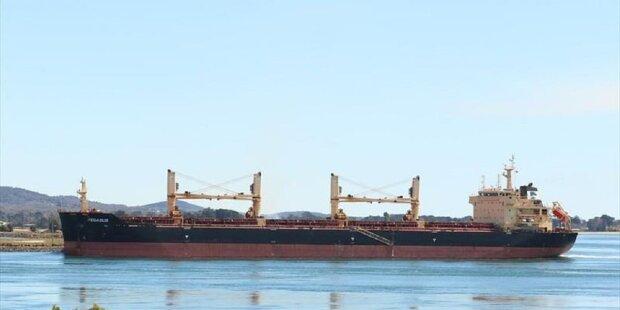 В порту Одессы нашли мертвым иностранного моряка
