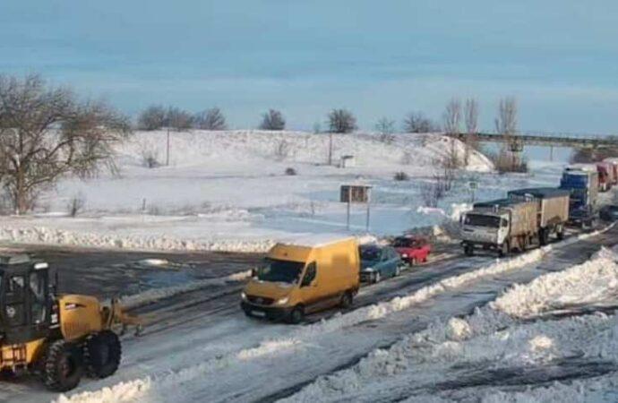 Все трассы Одесской области открыты для проезда
