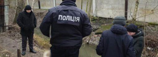 В Одесской области убили женщину: обмотали веревкой и бросили в канаву