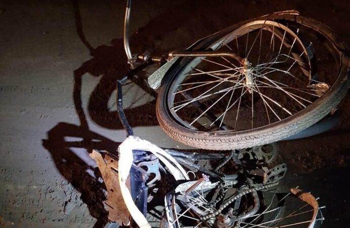 В Одесской области Mercedes сбил велосипедиста: труп спрятали в багажнике
