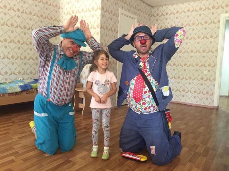 больничный клоун одесса