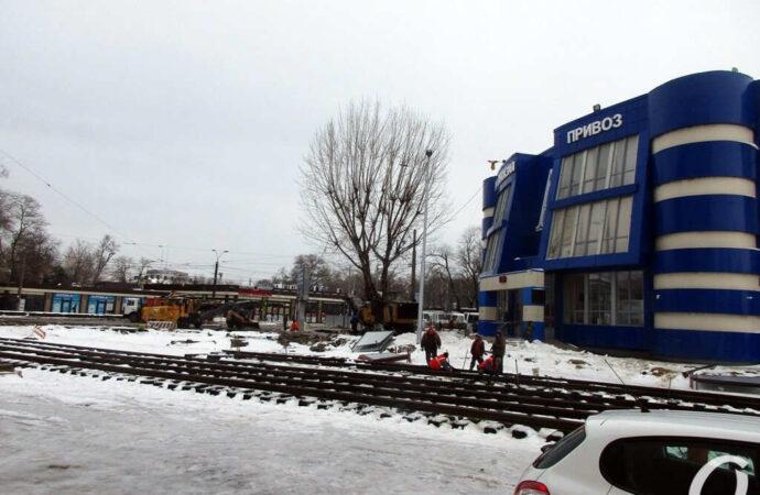 Как найти общественный транспорт и не попасть в пробку в центре Одессы?