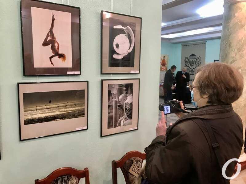 Снимок года, на выставке