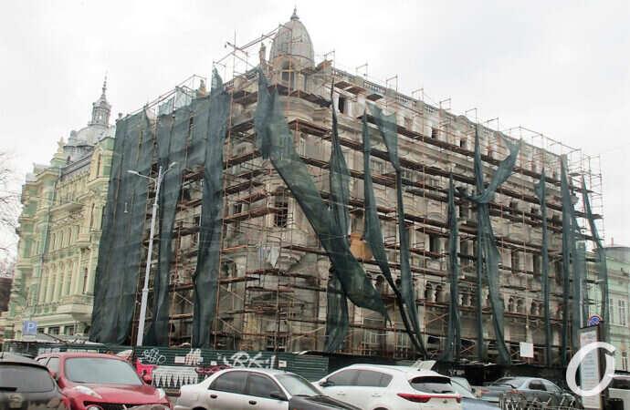 Главные новости Одессы 4 февраля: «мемориальные» планы и несчастный дом