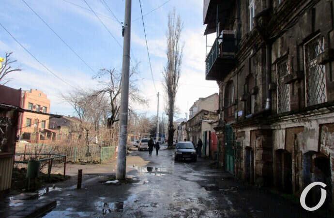 Одесский Высокий переулок: несколько загадок, память о прошлом и соцветие старых малоэтажек (фото)