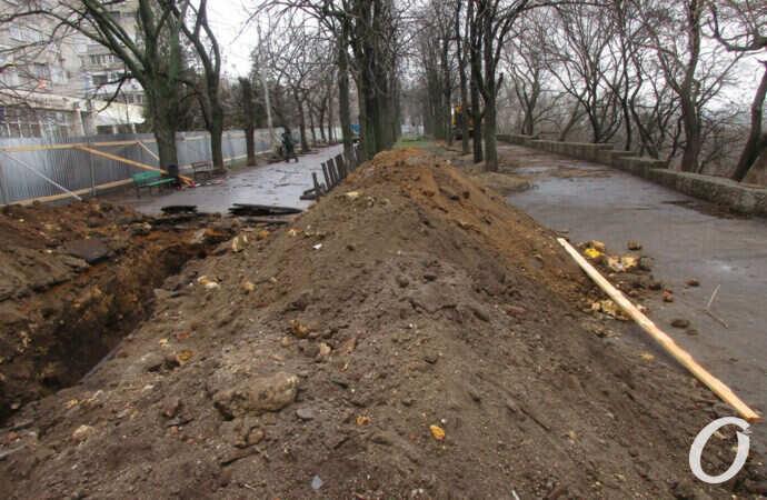 Самые интересные новости Одессы от 11 февраля: «полярный» «домогрох» и разрытый бульвар