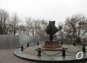 В Одессе начали ремонтировать вторую часть Бульвара Жванецкого (фото)